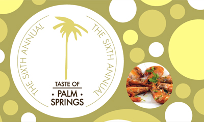 Taste of Palm Springs